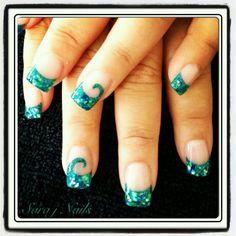 Paua nails