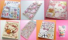 Suze likes, loves, finds and dreams: Hello Kitty Giveaway!