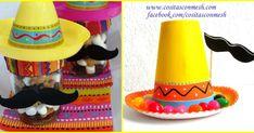 Manualidades para una fiesta Méxicana