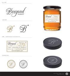 Beeyond Honey | Packaging Design