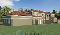 A Luxury 5 Bedroom Double Storey House Plans For Sale House Plans For Sale, Unique House Plans, Modern House Floor Plans, House Plans With Photos, Contemporary House Plans, Luxury House Plans, Modern House Design, 6 Bedroom House Plans, 4 Bedroom House Designs