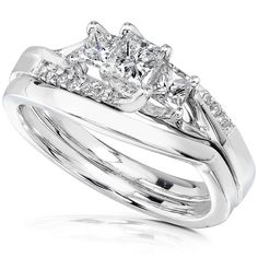 $920 Set. 1/2 carat. Acceptable to Jess.