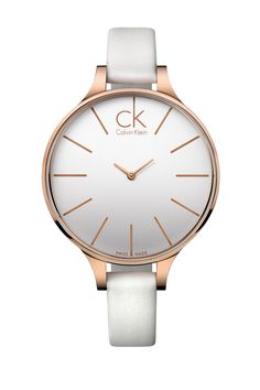 CK watch women´s collection Glow.