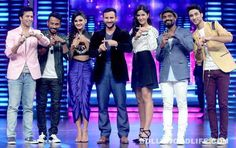 Saif and Katrina on the sets of Dance Plus See more candid shots of Shakti Mohan on www.nrityashakti.com