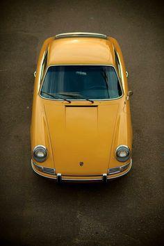 userdeck: Saffron Porsche.