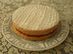 Victoria Sponge Cake (with Jam Filling), Gluten-Free - Art of Gluten-Free Baking