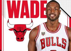 The newest member of the Chicago Bulls is Dwayne Wade.He is a great player and is predicted to make a big impact on the bulls. He came from the Miami Heat where he won 2 championships.