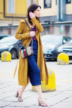 50 Outfit Ideas Fashion Girls Are Obsessing Over Right Now via @WhoWhatWear
