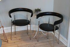 Norsk design - Rondo stoler Jan Lunde Knutsen 1961