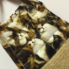 Cat Kitchen Towel,Cat Hand Towel,Cat Towel With Ties,Cat,Handmade