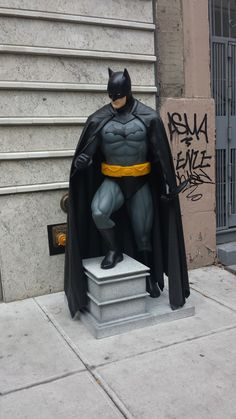 Batman Costume in NYC