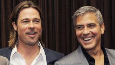 Brad Pitt Gives George & Amal Clooney African Doll & Advice During 1st Meeting With Twins https://tmbw.news/brad-pitt-gives-george-amal-clooney-african-doll-advice-during-1st-meeting-with-twins  Just call him Uncle Brad! Brad Pitt's finally met the Clooney twins, & we learned exclusively that he came baring special gifts — including the same type of African doll his daughter Zahara had as a kid. How cute!Ella and Alexander Clooneymay only be three weeks old , but they sure have some famous…