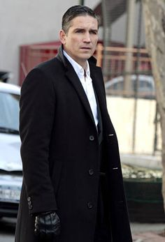 Jim Caviezel - Definitely a Person of Interest
