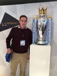 The Premier League Trophy!