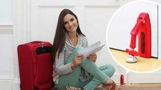 DoorJammer Türsicherungssystem – Persönliche Sicherheit auf Reisen Vacuums, Home Appliances, Home Decor, Shopping, Safety, Women, Personal Safety, Viajes