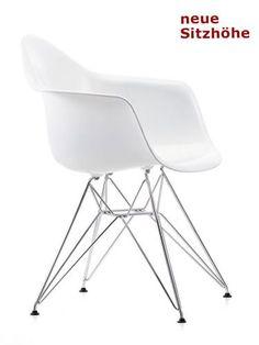 Vitra DAR Eames Plastic Armchair – an Lager!   cairo.de