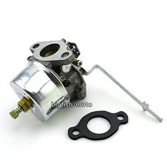 Carburetor For Tecumseh 631918 HS40 4HP HS50 5HP Engine Go Kart Buggy Mini Bike TM79F32M UGBA51834 >>> Check out this great product.