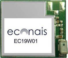 Econais Wi-Fi Module incorporates 802.11b/g/n standards.