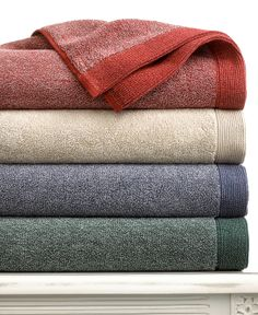 Always in the market for new towels!  Martha Stewart Collection Soft Elite Bath Towel Collection - All Martha Stewart Bed & Bath - Bed & Bath - Macy's