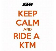 for the love of pumpkin.  ktm