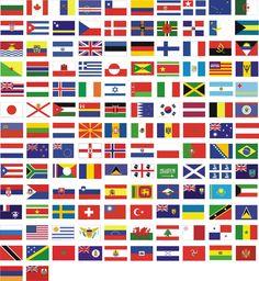 Repaso a las banderas que comparten rasgos en común, intentando comprender su significado y su historia. Un viaje lleno de colores alrededor del mundo.