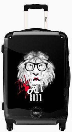 Suitcase Lion king