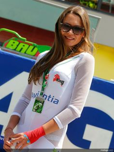 Grand prix d'Italie de MotoGP: Paddock Girls | Courses Moto .com