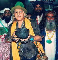 The Beggar Poet Malang Of Mumbai