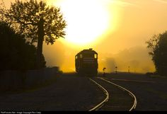 RailPictures.Net Photo: LSRC 4301 Lake State Railway EMD GP40 at Alpena , Michigan by Ron Cady