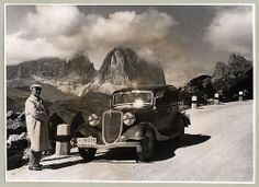 1934 Ford Model 40 Sedan
