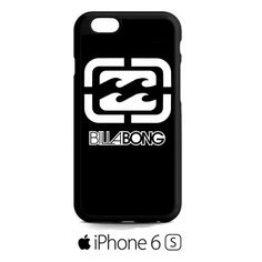 billabong logo surfing clothing iPhone 6S  Case