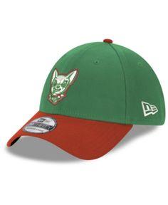 1db65d0feac00 New Era El Paso Chihuahuas Copa de la Diversion 39THIRTY Cap - Green M L