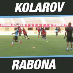 Check out this cheeky Rabona from Aleks Kolarov!