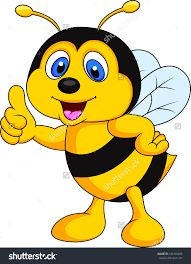Image result for bee cartoon