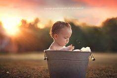 cute bathtub photo by Jackie Jean