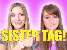 SISTER TAG! | iJustine