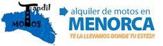 #Alquiler de #motos en #Menorca