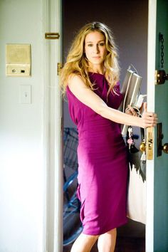 Carrie Bradshaw (Sarah Jessica Parker) ~ Sex and the City (2008) ~ Movie Stills