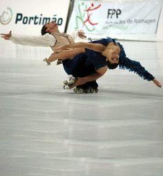 Artistic roller skating - World Championships Portugal 2010