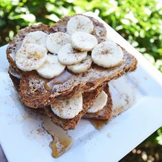 Naturally Jasmin Delicious Breakfast Recipes, Yummy Food, Dessert Recipes, Food Porn, Calorie Calculator, Breakfast Toast, Quick And Easy Breakfast, Eating Raw, Clean Eating