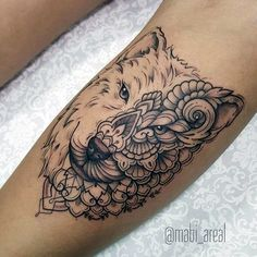 Sexy Mandala Tattoo Designs that Provoke the Fashion Within |