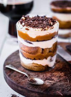 Fall in love withthis delectable Italian dessert – boasting a uniqueIrishtwist.