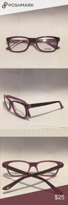 e6434a29dc6 GUESS Eyeglasses GU2518 Gorgeous brand new GUESS eyeglasses ready for a  prescription! Plastic frame with