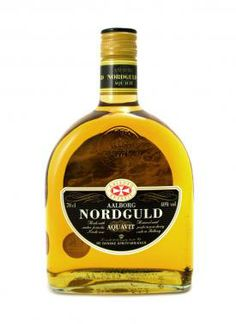 Aalborg Nordguld Aquavit Launched in 2007, Aalborg Nordguld is a sumptuous aquavit with a unique taste. It is the world's only aquavit disti...