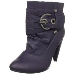 XOXO Women's Blush Ankle Boot,Purple,8 M US (Apparel)  http://www.amazon.com/dp/B003Q5TCHS/?tag=goandtalk-20  B003Q5TCHS