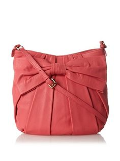 RED Valentino Women's Bow Cross-Body, Pink