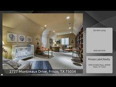 2727 Montreaux Drive, Frisco, TX 75034 - http://designmydreamhome.com/2727-montreaux-drive-frisco-tx-75034/ - %announce% - %authorname%