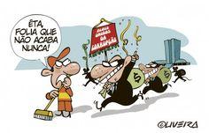 Bloco Unidos da Corrupção.