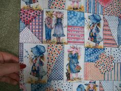 Vintage Holly Hobbie. Selling on eBay. Doll, game, plaque, fabric ...