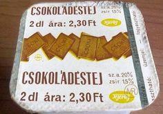 chocolate millk - Hungarian retro Retro Vintage, Childhood, Memories, Budapest, Communism, 3, Hungary, Memoirs, Infancy